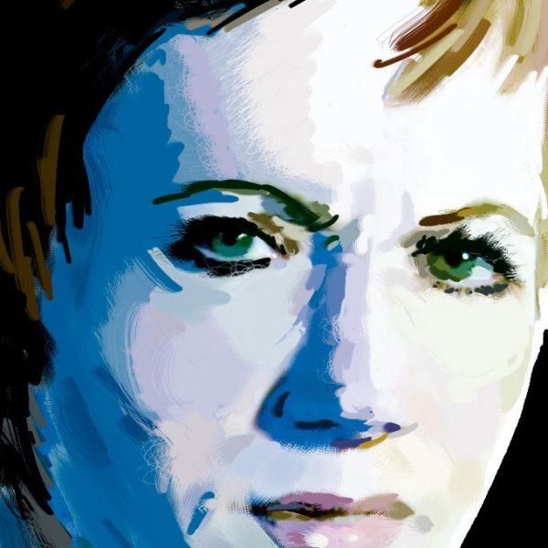 Portrait de Christelle