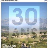 Numéros spécial des 30 ans de Colas MM
