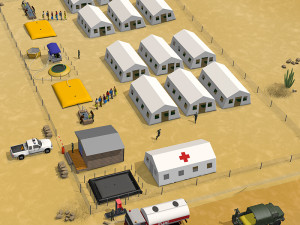 Illustrations 3D Bases vie