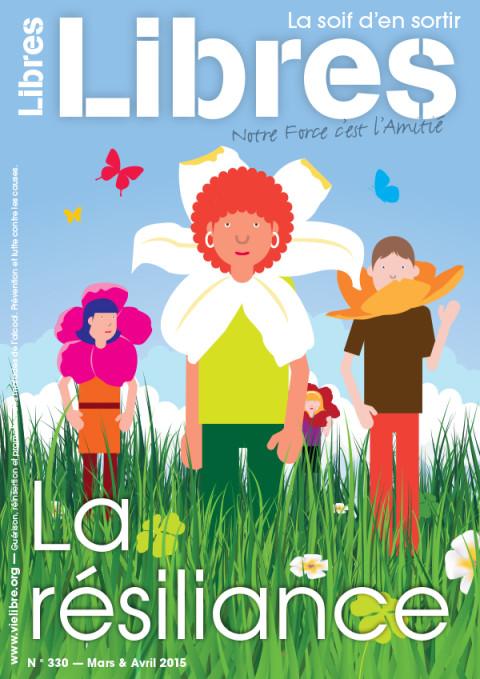 couverture LIBRES 330