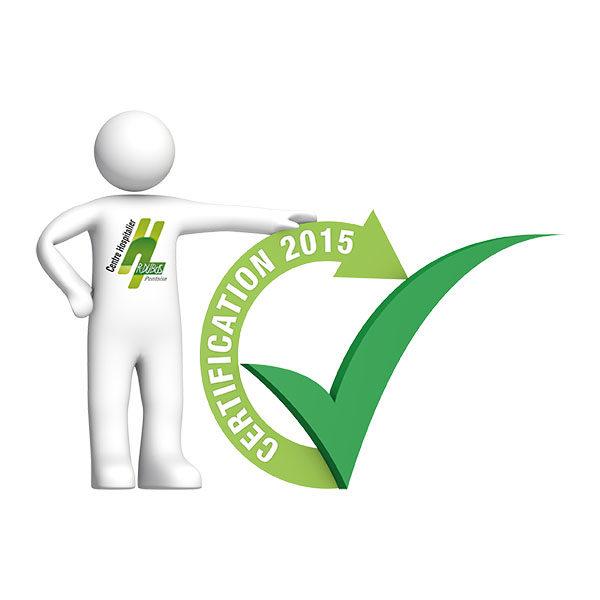 Logo certification CHRD