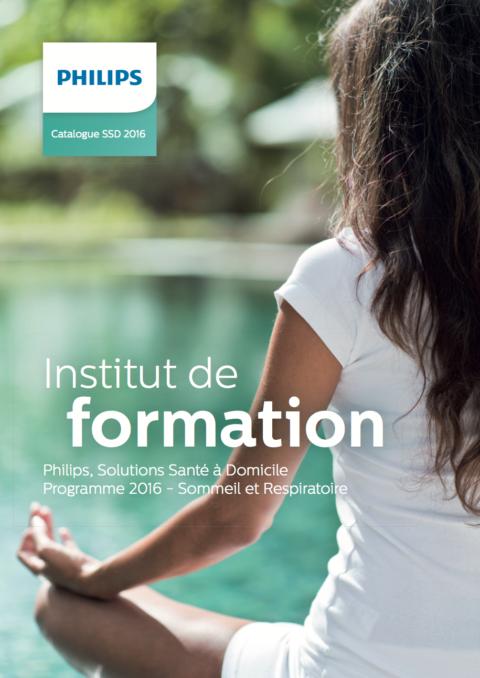 Catalogue des formation 2016 - Philips