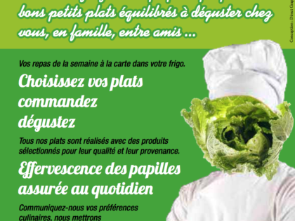 Chef Salade