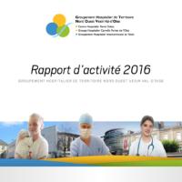 Rapport d'activité 2016 du CHRD