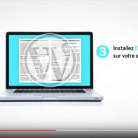 Animation de présentation du plugin WordPress DirectGraphic-XML