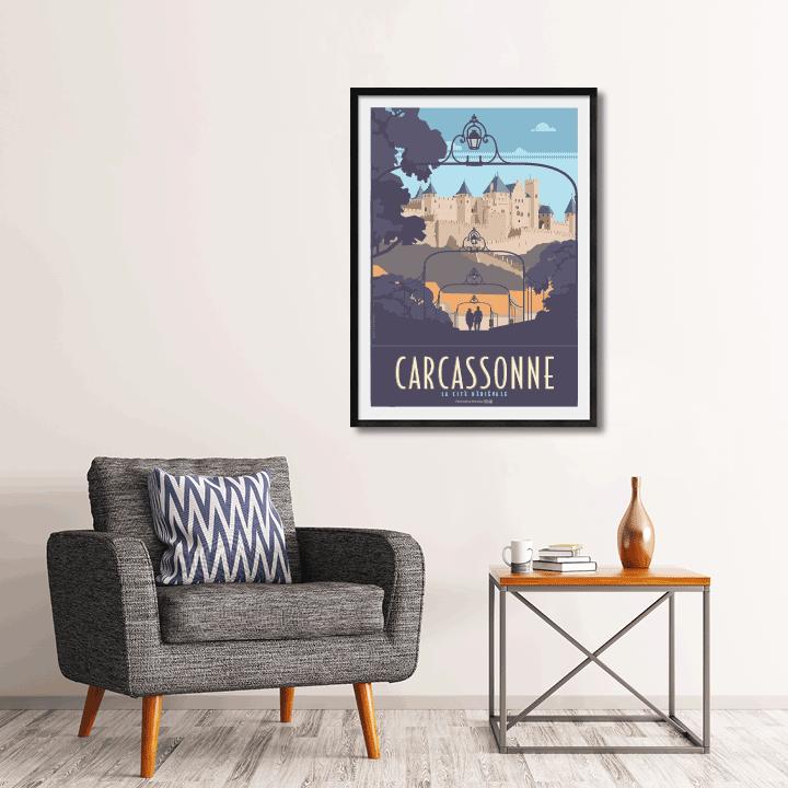 Carcassonne la cité